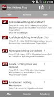 Screenshot of Het Verkeer plus