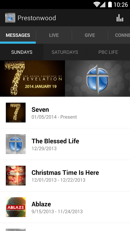 Prestonwood - screenshot